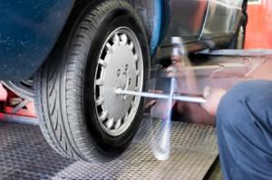 monter pneu